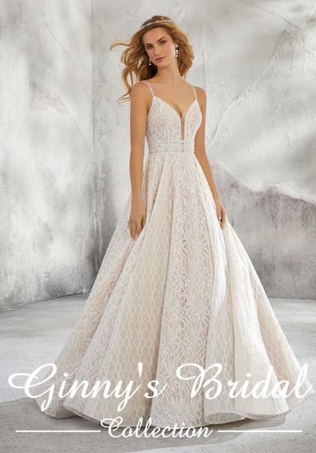 Morilee Bridal Wedding Dress Style Lindsey 8279
