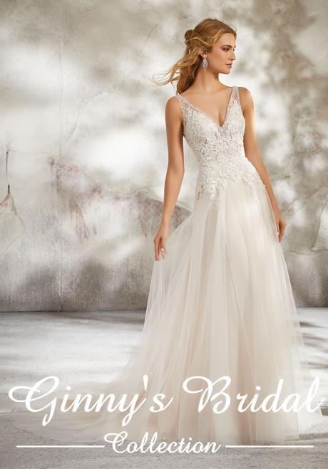 Morilee Bridal Wedding Dress Style Luana 8277