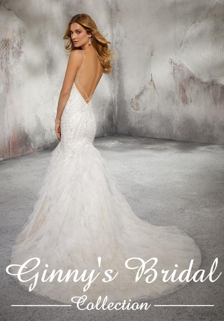 Morilee Bridal Wedding Dress Style Lolita 8275