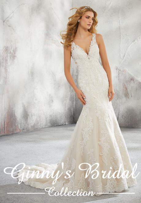 Morilee Bridal Wedding Dress Style Lana 8274