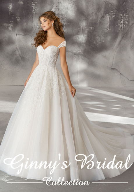 Morilee Bridal Wedding Dress Style Laurielle 8270