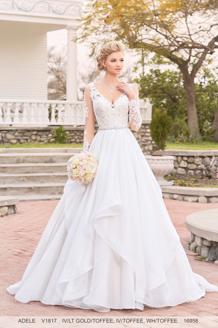 Ivoire by Kitty Chen Adele V1817 Wedding Dress