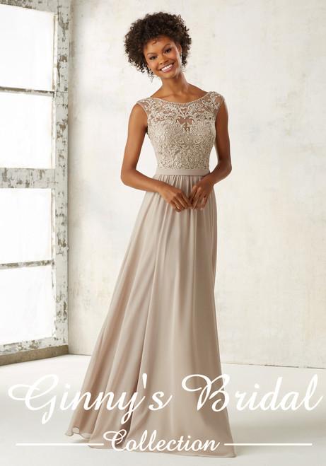 Morilee Bridesmaids Dress Style 21522