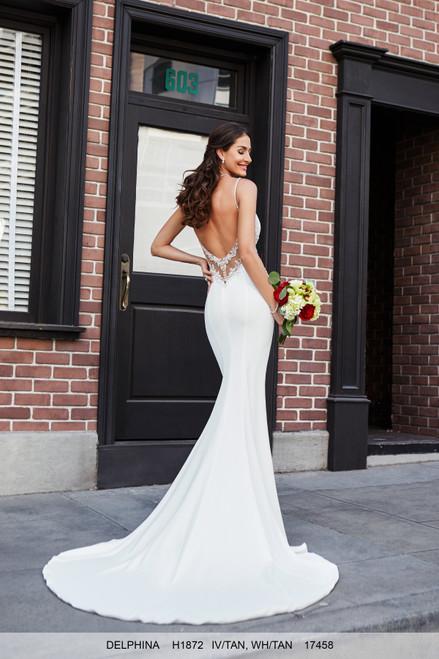 Kitty Chen Delphina H1872 Wedding Dress
