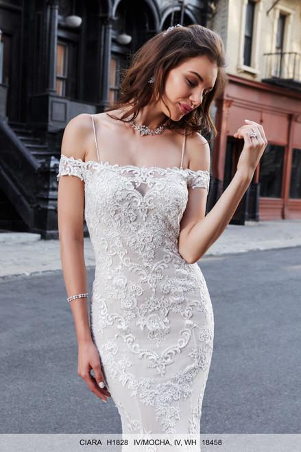 Kitty Chen Ciara H1828 Wedding Dress