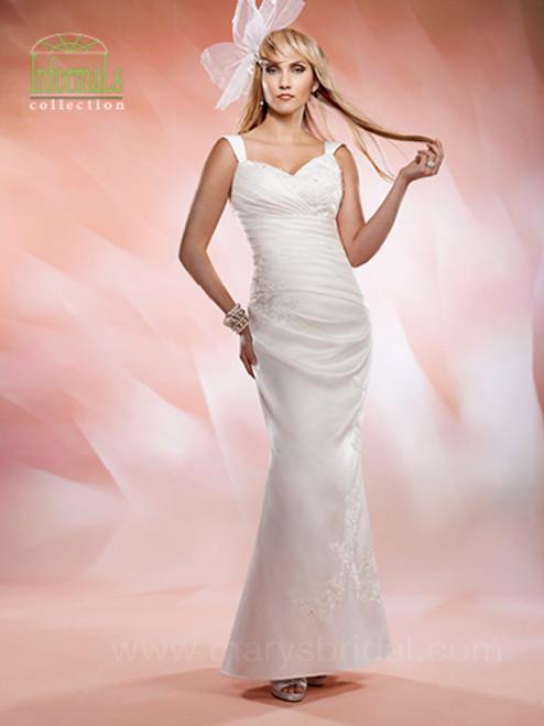 Mary's Bridal Wedding Dress Style 2525 White Size 12 on Sale