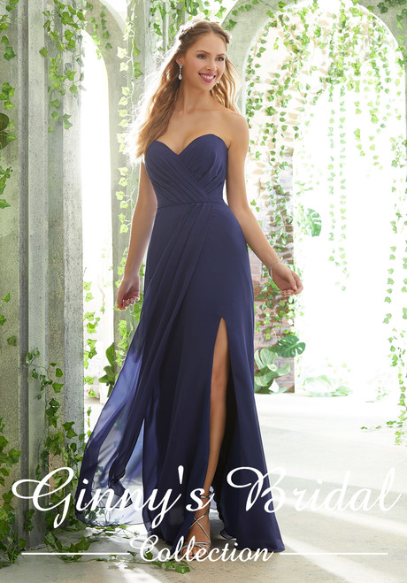 Morilee Bridesmaids Dress Style 21611