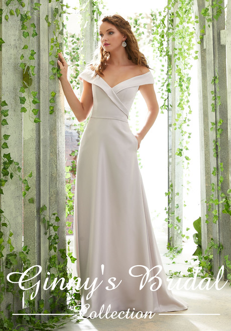 Morilee Bridesmaids Dress Style 21605