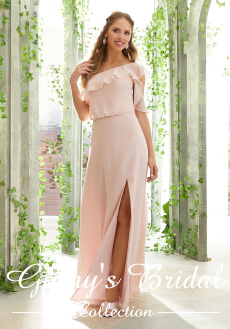 Morilee Bridesmaids Dress Style 21603