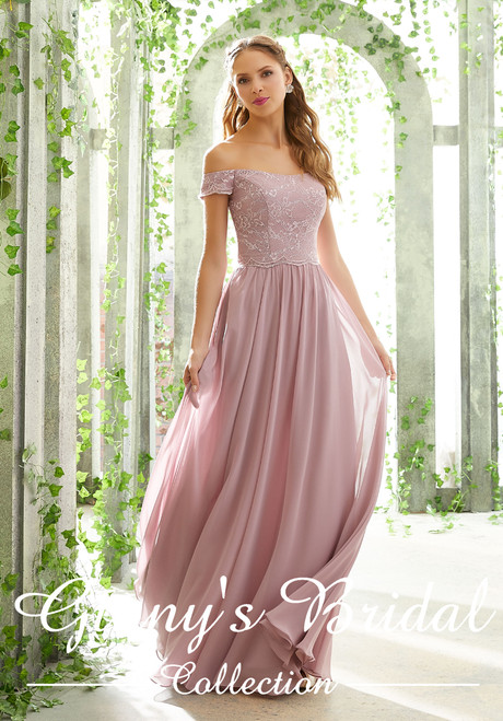 Morilee Bridesmaids Dress Style 21602