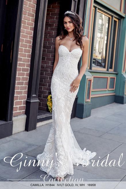 Kitty Chen Camila H1844 Wedding Dress