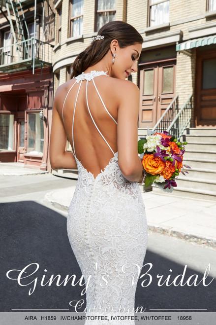 Kitty Chen Wedding Dress Style Aira H1859