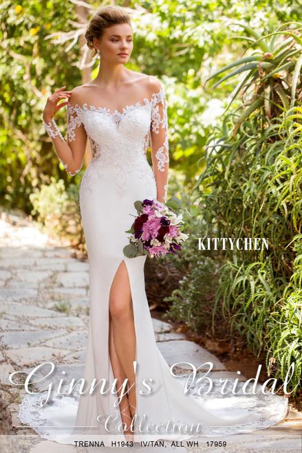 Kitty Chen Wedding Dress Style Trenna H1943