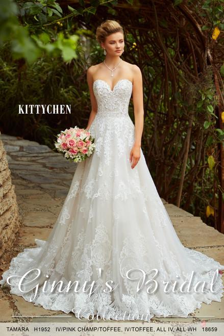Kitty Chen Wedding Dress Style Tamara H1952