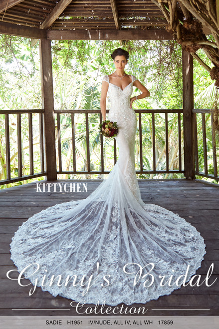 Kitty Chen Wedding Dress Style Sadie H1951