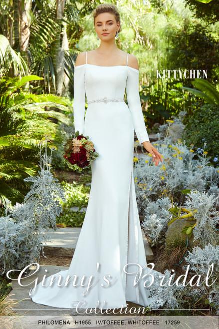 Kitty Chen Wedding Dress Style Philomena H1955