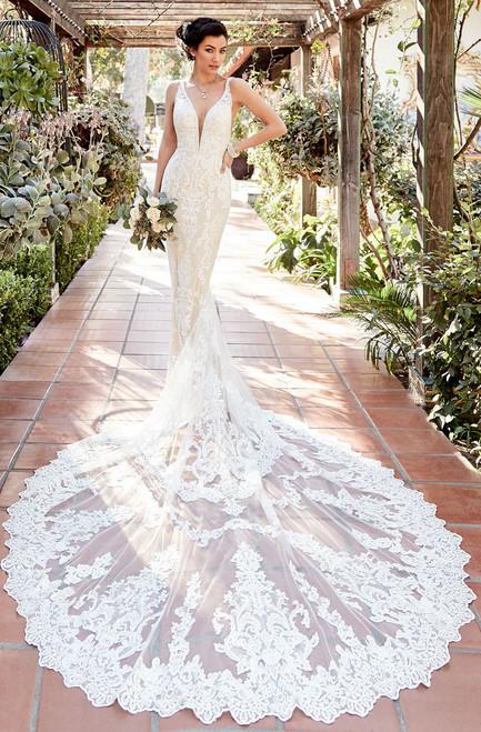 Ivoire by Kitty Chen Wedding Dress Style Cheryl V1907