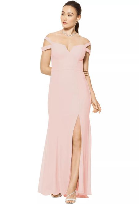 Bill Levkoff #Levkoff Bridesmaid Dress Style 7115