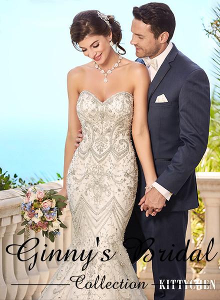 Kitty Chen Alycia K1642 Wedding Dress