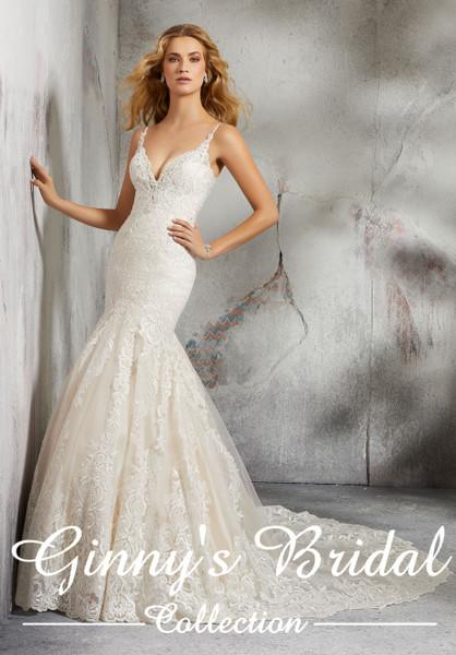 Morilee Bridal Wedding Dress Style Lila 8289