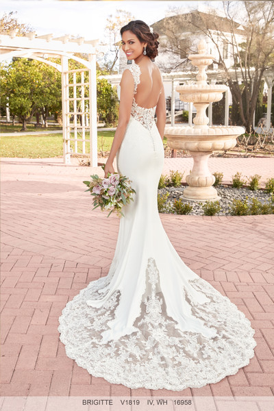Ivoire by Kitty Chen Wedding Dress Style Brigitte V1819