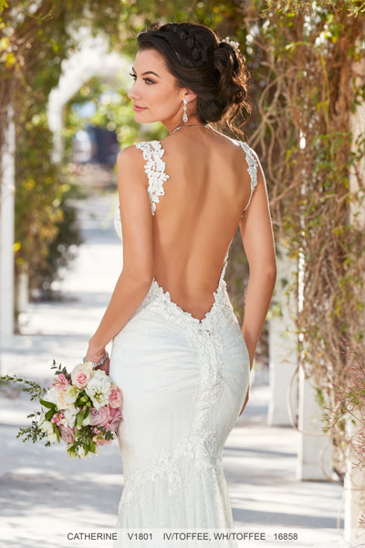 Ivoire by Kitty Chen Wedding Dress Style Catherine V1801