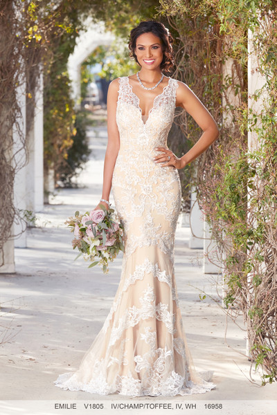Ivoire by Kitty Chen Wedding Dress Style Emilie V1805