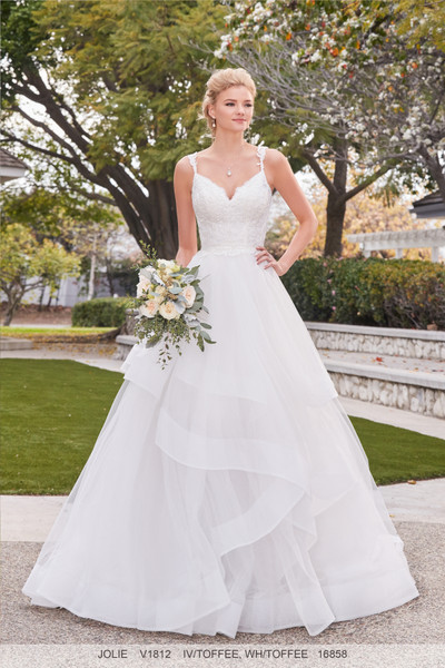 Ivoire by Kitty Chen Wedding Dress Style Jolie V1812