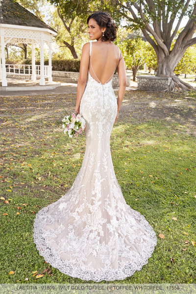 Ivoire by Kitty Chen Wedding Dress Style Laetitia V1809
