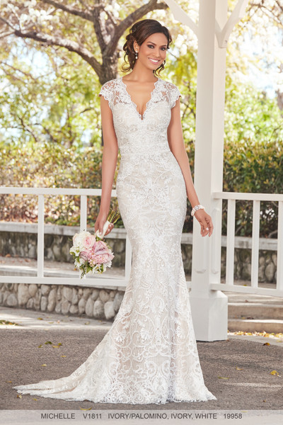 Ivoire by Kitty Chen Wedding Dress Style Michelle V1811