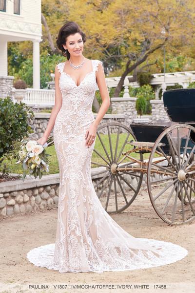 Ivoire by Kitty Chen Wedding Dress Style Paulina V1807