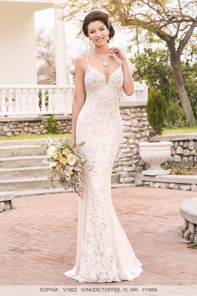 Ivoire by Kitty Chen Wedding Dress Style Sophia V1802