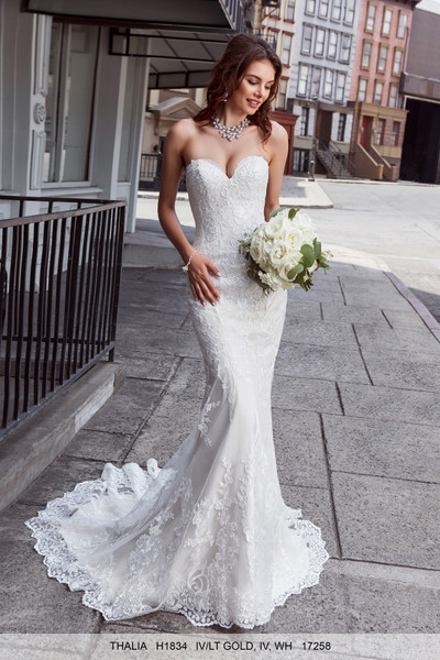 Kitty Chen Thalia H1834 Wedding Dress