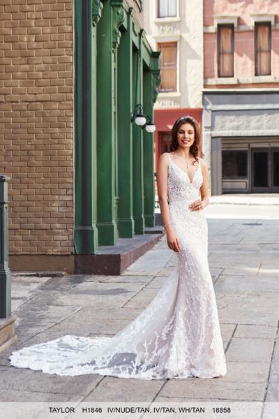 Kitty Chen Taylor H1846 Wedding Dress