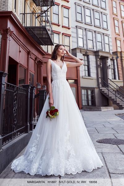 Kitty Chen Margarita H1887 Wedding Dress