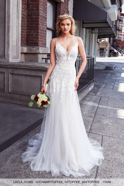 Kitty Chen Layla H1882 Wedding Dress
