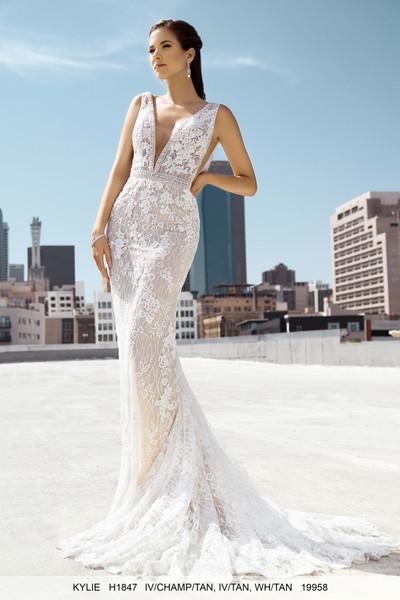 Kitty Chen Kylie H1847 Wedding Dress