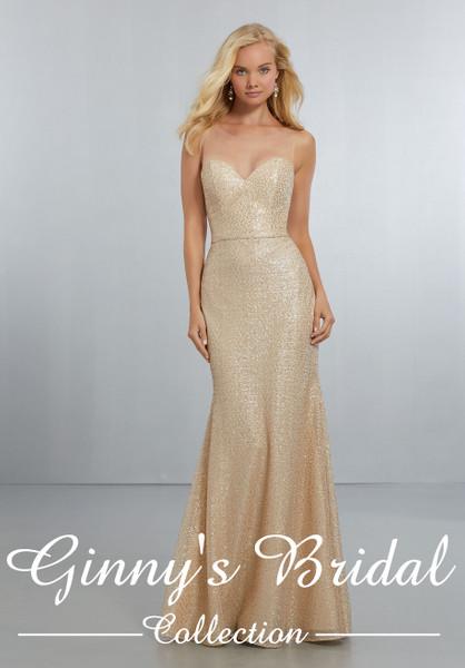 Morilee Bridesmaids Dress Style 21560