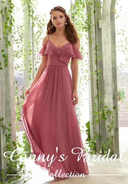 Morilee Bridesmaids Dress Style 21601