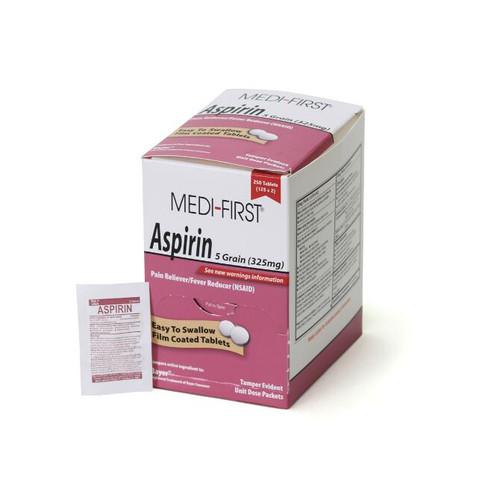 Aspirin Tablets (NSAID) - Compare to Genuine Bayer