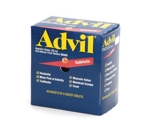 Advil® Brand Ibuprofen Tablets (NSAID)