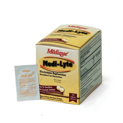Medi-Lyte Electrolyte Tabs - Alternative to Gatorade