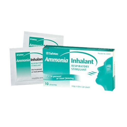 Ammonia Inhalant Pads