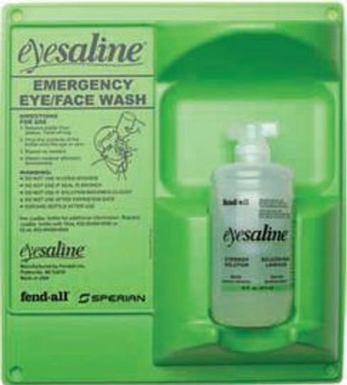 Eye & Skin Plastic Station - Capacity 1 - 16 Oz. Bottles
