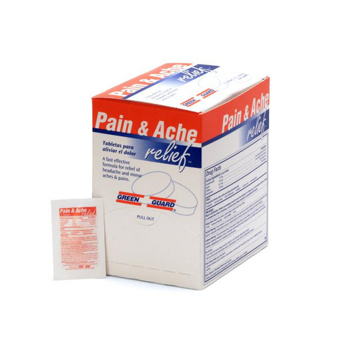 Pain & Ache Relief Tablets - Compare to  Excedrin