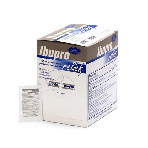 Ibuprofen relief