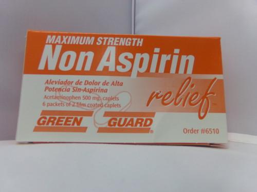 Maximum Non-Aspirin (12)
