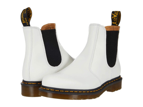 Dr. Martens 2976 Yellow Stitch Smooth