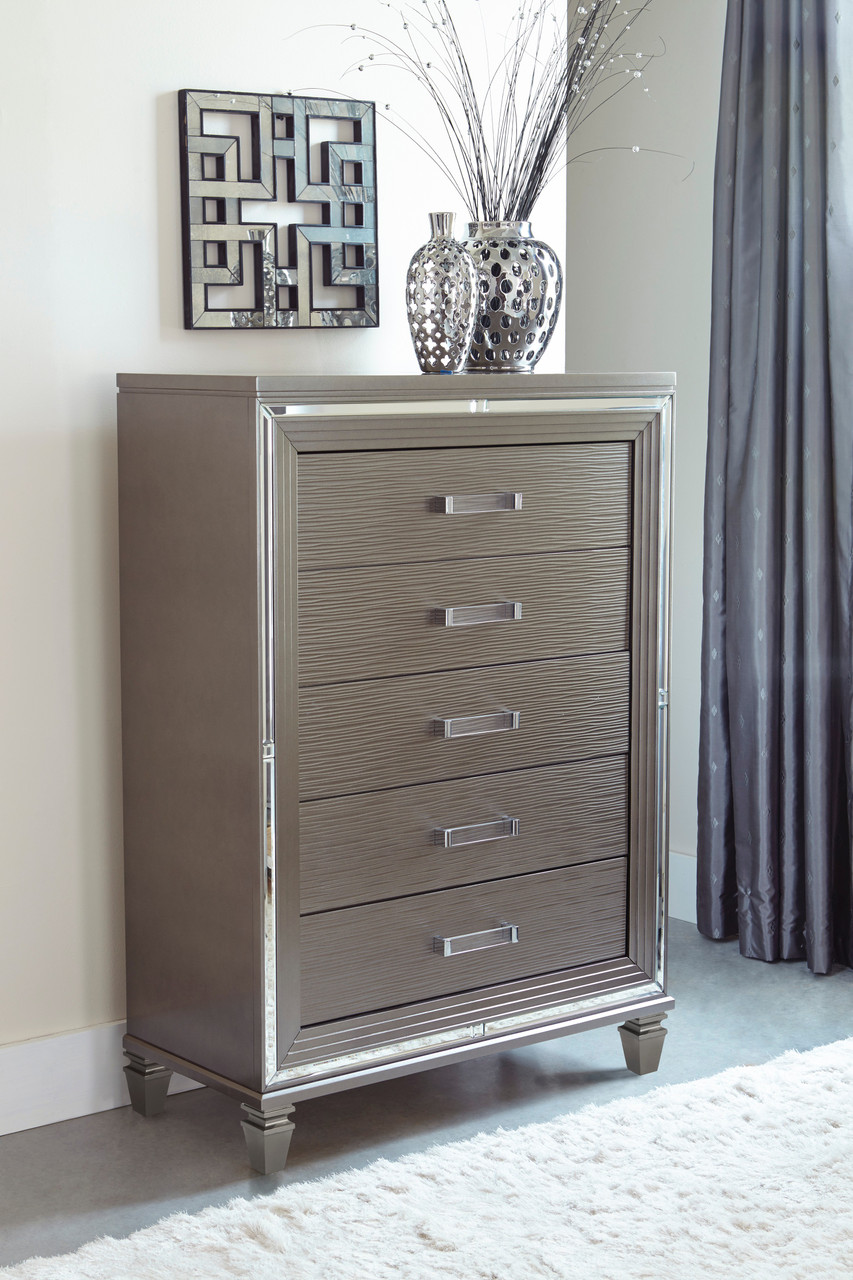 The Tamsin Chest Silver Gray At Furniture Express Hawaii Hawaii S Largest Online Source For Furniture All Items Ship To The Hawaiian Islands Free Shipping To Hawaii Serving Honolulu Oahu Maui Kauai Big Island