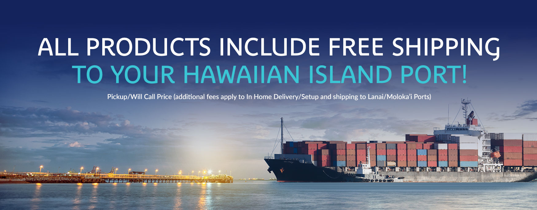 Hawaiis Online Furniture Store With Free Shipping To All